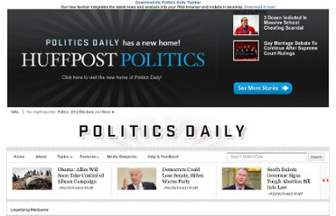 http://www.politicsdaily.com/category/Legalizing-Marijuana/