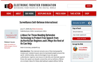 https://www.eff.org/wp/surveillance-self-defense-international