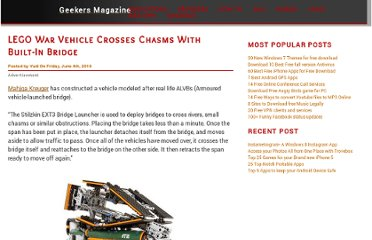 http://www.geekersmagazine.com/2010/06/lego-war-vehicle-crosses-chasms-with.html