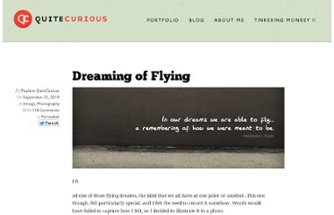 http://www.quitecurious.com/dreaming-of-flying/