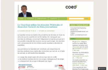 http://stephanminard.wordpress.com/2010/10/04/le-guardian-utilise-les-donnees-wikileaks-et-demontre-linteret-du-data-journalisme/