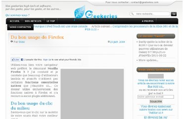 http://www.geekeries.com/2009/01/23/du-bon-usage-de-firefox/#comment-12353