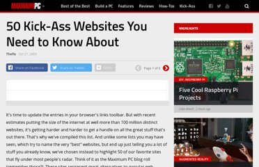 http://www.maximumpc.com/article/features/50_awesome_websites