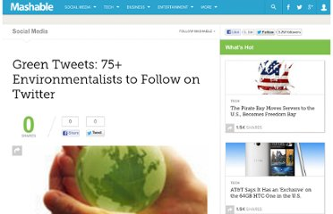 http://mashable.com/2009/06/15/twitter-environmentalists/