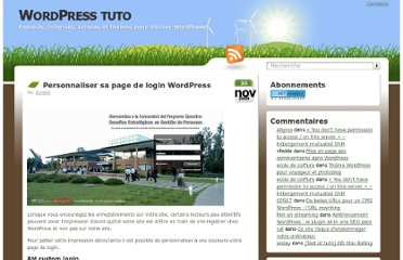 http://wordpress-tuto.fr/personnaliser-page-login-wordpress-1153#more-1153