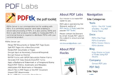 http://www.pdflabs.com/tools/pdftk-the-pdf-toolkit/