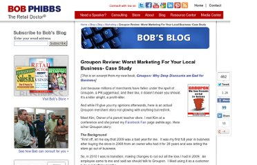 http://www.retaildoc.com/blog/groupon-worst-marketing-business/