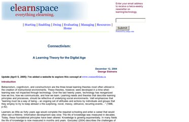 http://www.elearnspace.org/Articles/connectivism.htm