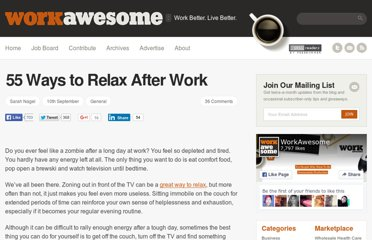 http://workawesome.com/general/ways-to-relax-after-work/