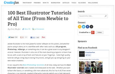http://creativefan.com/201-best-illustrator-tutorials-of-all-time/