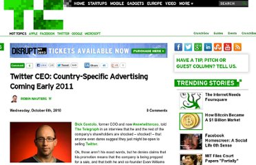 http://techcrunch.com/2010/10/06/twitter-country-specific-advertising/