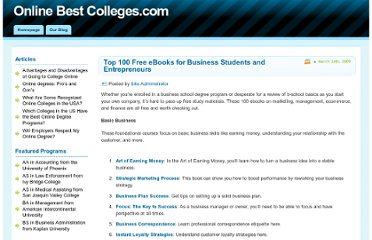 http://www.onlinebestcolleges.com/blog/2009/top-100-free-ebooks-for-business-students-and-entrepreneurs/