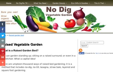 http://www.no-dig-vegetablegarden.com/raised-vegetable-garden.html