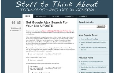 http://www.cjmillisock.com/2006/06/get-google-ajax-search-for-your-site.html