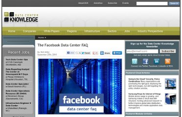 http://www.datacenterknowledge.com/the-facebook-data-center-faq/