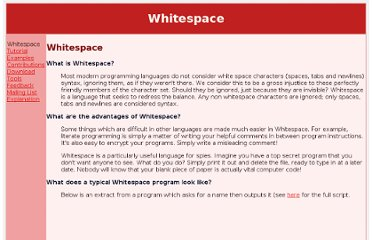 http://compsoc.dur.ac.uk/whitespace/