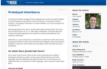 http://howtonode.org/prototypical-inheritance