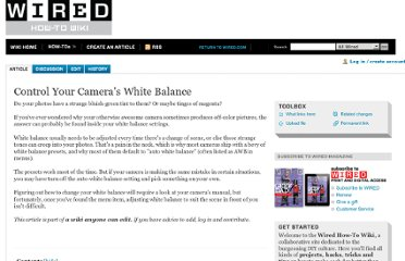 http://howto.wired.com/wiki/Control_Your_Camera%27s_White_Balance