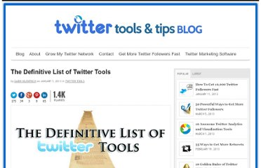 http://twittertoolsbook.com/the-definitive-list-of-twitter-tools/#a9