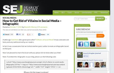 http://www.searchenginejournal.com/get-rid-of-villains-in-social-media-infographic/24746/