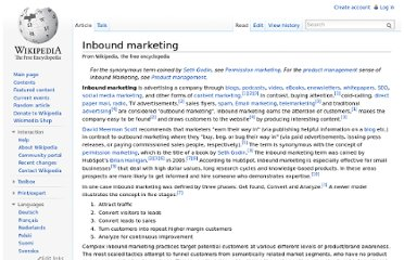 http://en.wikipedia.org/wiki/Inbound_marketing