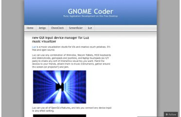 http://gnomecoder.wordpress.com/2009/10/11/new-gui-input-device-manager-for-luz-music-visualizer/