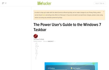 http://lifehacker.com/5532578/the-power-users-guide-to-the-windows-7-taskbar