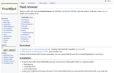 http://freemind.sourceforge.net/wiki/index.php/Flash_browser#Download