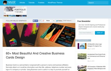http://naldzgraphics.net/inspirations/60-most-beautiful-and-creative-business-cards-design/