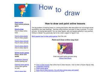 http://www.ababasoft.com/how_to_draw/