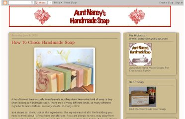 http://sonoransoap.blogspot.com/2010/06/how-to-chose-handmade-soap.html