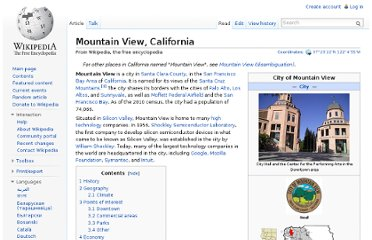 http://en.wikipedia.org/wiki/Mountain_View,_California