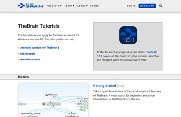 http://www.thebrain.com/support/tutorials/