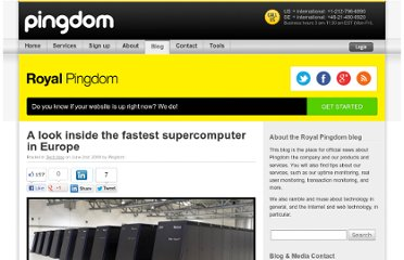 http://royal.pingdom.com/2009/06/02/a-look-inside-the-fastest-supercomputer-in-europe/
