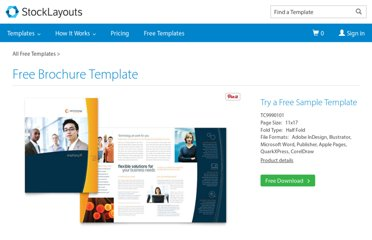 http://www.stocklayouts.com/Templates/Free-Templates/Free-Sample-Brochure-Template-Design.aspx