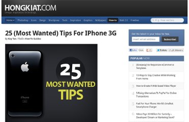 http://www.hongkiat.com/blog/25-most-wanted-tips-for-iphone-3g/