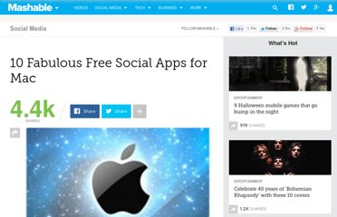 http://mashable.com/2009/08/28/free-mac-apps/