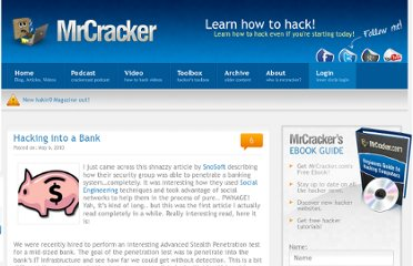 http://mrcracker.com/2010/05/hacking-into-a-bank/