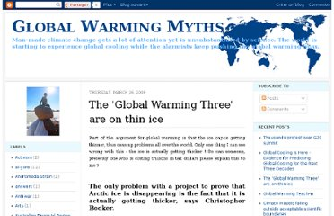 http://globalclimatechangemyths.blogspot.com/2009/03/global-warming-three-are-on-thin-ice.html