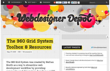 http://www.webdesignerdepot.com/2009/05/the-960-grid-system-toolbox-and-resources/