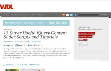 http://webdesignledger.com/tutorials/13-super-useful-jquery-content-slider-scripts-and-tutorials