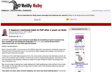 http://www.oreillynet.com/ruby/blog/2007/09/7_reasons_i_switched_back_to_p_1.html