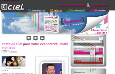 http://www.evenements-ciel.com/Photo-du-Ciel-pour-votre-evenement-photo-montage_a300.html