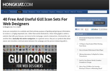 http://www.hongkiat.com/blog/40-free-and-useful-gui-icon-sets-for-web-designers/