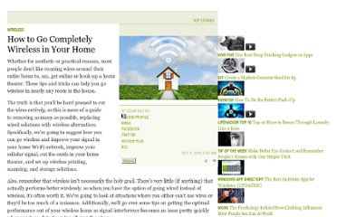 http://lifehacker.com/5654600/how-to-go-completely-wireless-in-your-home