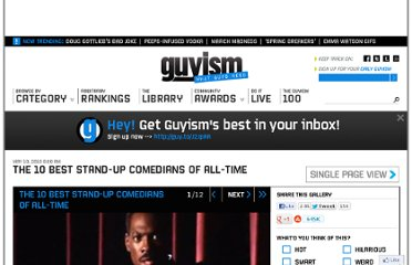 http://guyism.com/humor/the-10-best-stand-up-comedians-of-all-time.html