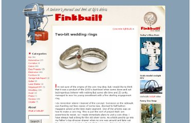 http://www.finkbuilt.com/blog/two-bit-wedding-rings/