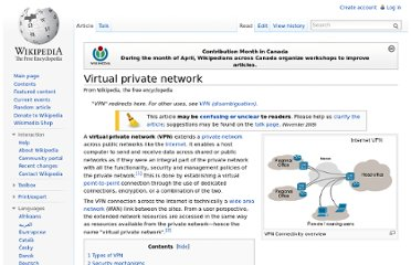 http://en.wikipedia.org/wiki/Virtual_private_network