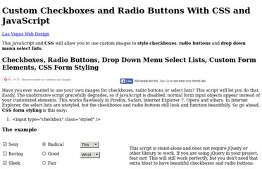 http://ryanfait.com/resources/custom-checkboxes-and-radio-buttons/