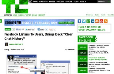 http://techcrunch.com/2010/10/15/facebook-clear-chat-history/